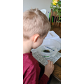 Science experiment about materials