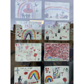 Y3O developed their painting skills too!