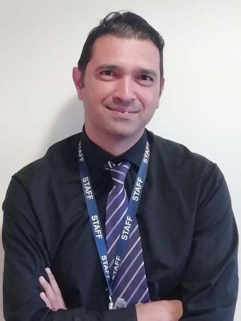 Mr N. Vaughan Teacher Year 6V