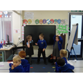 Freeze frame: Recreating parts of Samuel Pepys' dairy.