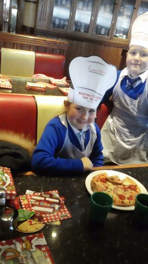 Frankie and Benny's attendance winners