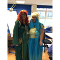 Well done staff! You all looked fab!