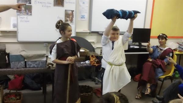 Ancient Greek Day