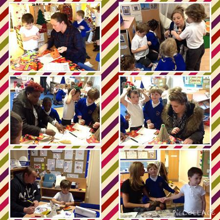Christmas activity day