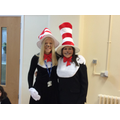 A cat in the hat, we can't have that!