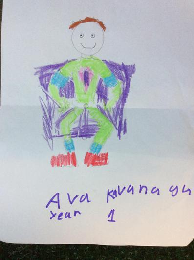 Ava - Year 1