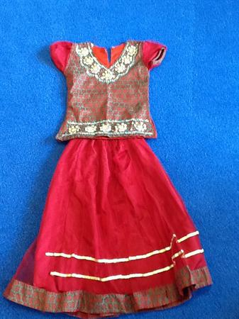 Some beautiful Indian clothes.