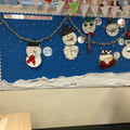 Year 4's Snowman Hoopla