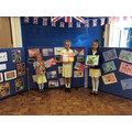 Our Art Competition winners