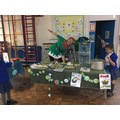 Year 3's Sprouts Galore Stall!