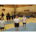 Level 3 Gymnastics Competition