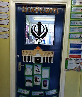 Year 3 – Sikhism.