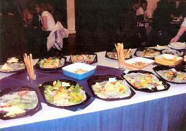 The buffet!
