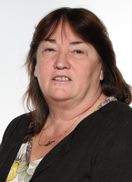 Mrs E O'Carroll, School Administration Officer