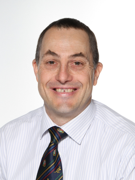 Mr S McGrath,     Headteacher