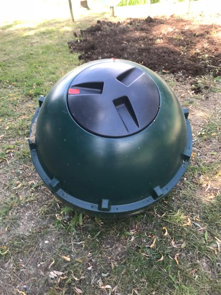 Here is our new composter.