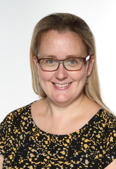Mrs L Jones, Deputy Headteacher