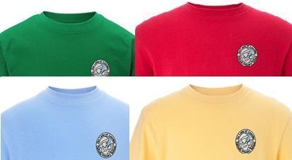 House PE Shirts