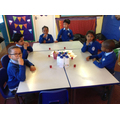 Year 2 tasting some Jewish food and drink
