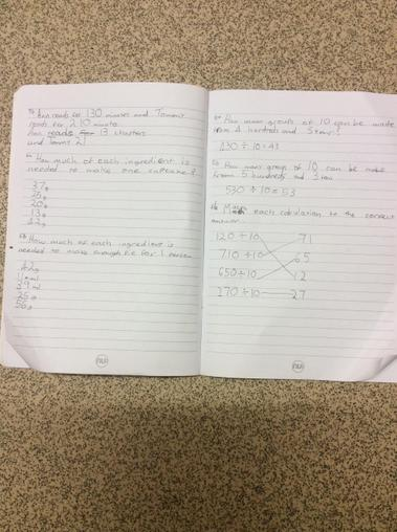 Tiffany Maths