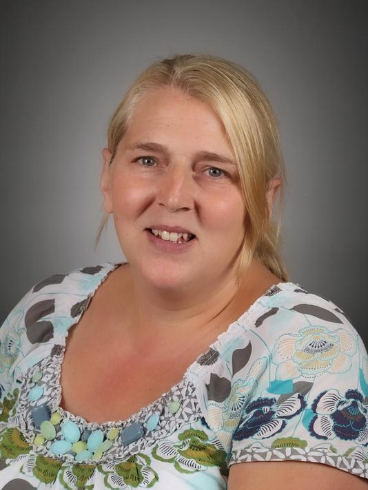 Mrs Cathy Ricketts - Higher Level Teaching Assistant