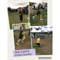 Year 5 and 6 Cross Country