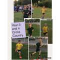Year 3 and 4 Cross Country