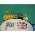 Sportshall Athletics KS1