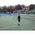 Tennis Year 3
