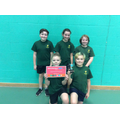 Dodgeball - Spirit of the Games Winners!