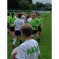 The Year 5/6s played eight games.