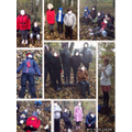 Year 5 had a fantastic lesson in Forest School