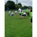 Nine schools from Doncaster entered.