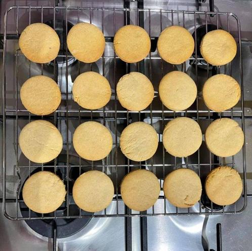 Aarav's wheat biscuits