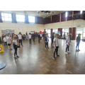 Dance session Year 3/4
