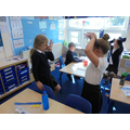 We made predictions about the book 'The snail and the whale' by Julia Donaldson.