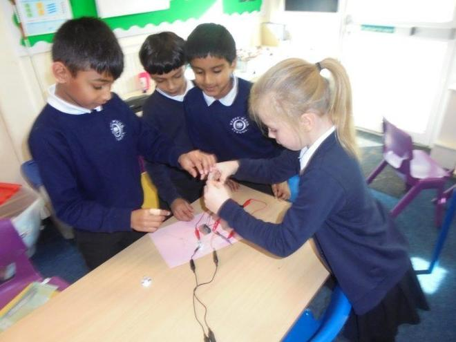 Making circuits in science
