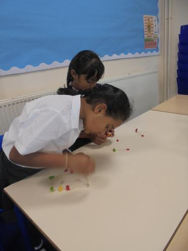 Engineering with jelly beans!