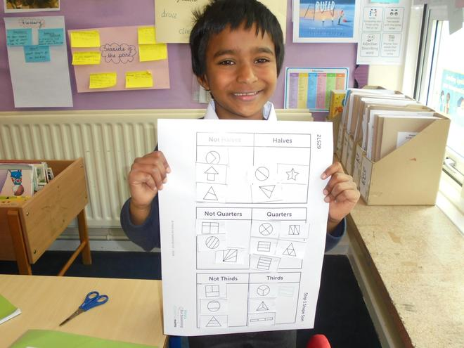 Exploring Fractions in Maths
