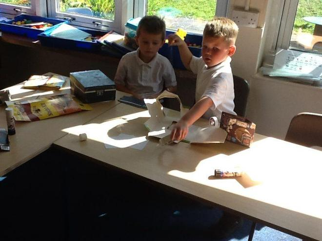 Year 1 topic (toys)