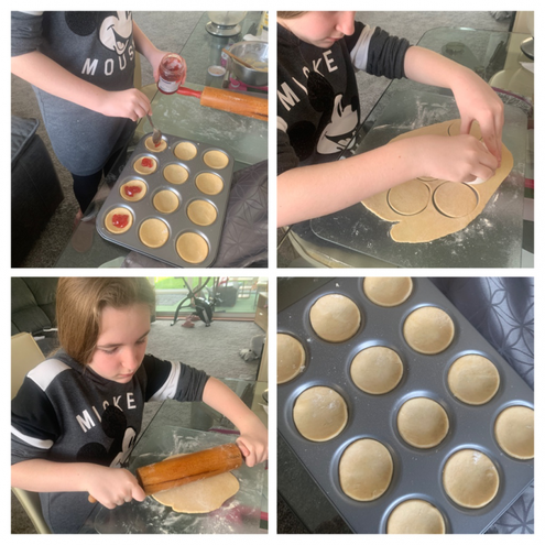 Lily's Welsh cakes