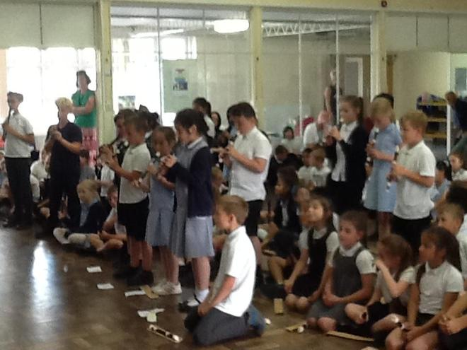 Year 3/4 Recorders