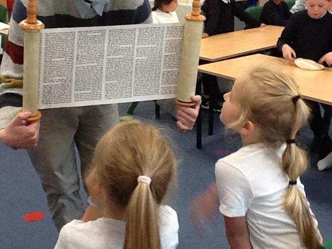 Watford Synagogue Visit