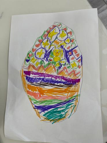 Mira's Easter egg