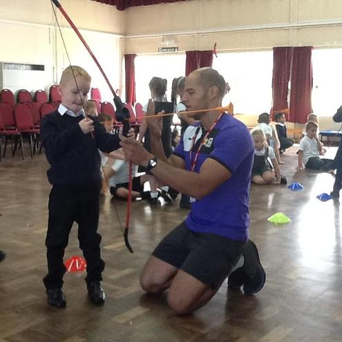 Archery Taster Session