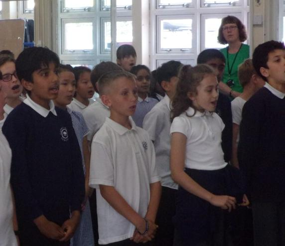 Whole School Music Sharing Assembly