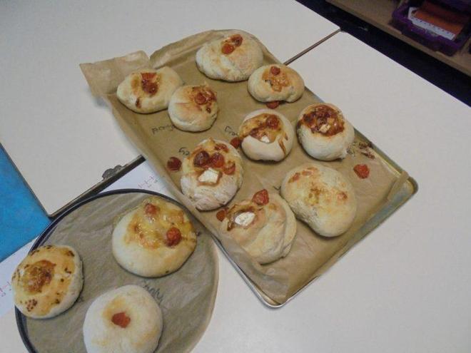Hamilton's baking