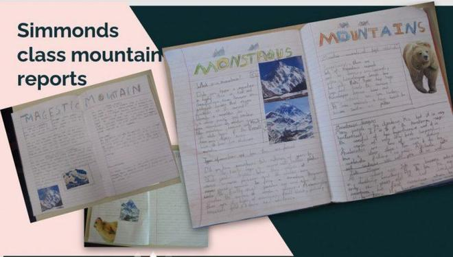 Simmonds' mountain reports