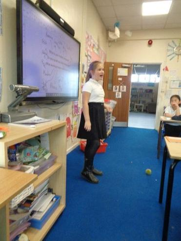 Year 3/4 pupil presentation- Polish
