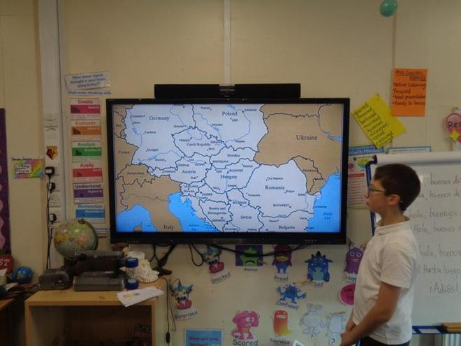 Parent/pupil presentation-Romania